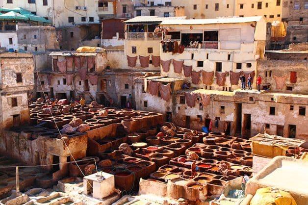 Tour città imperiali del Marocco