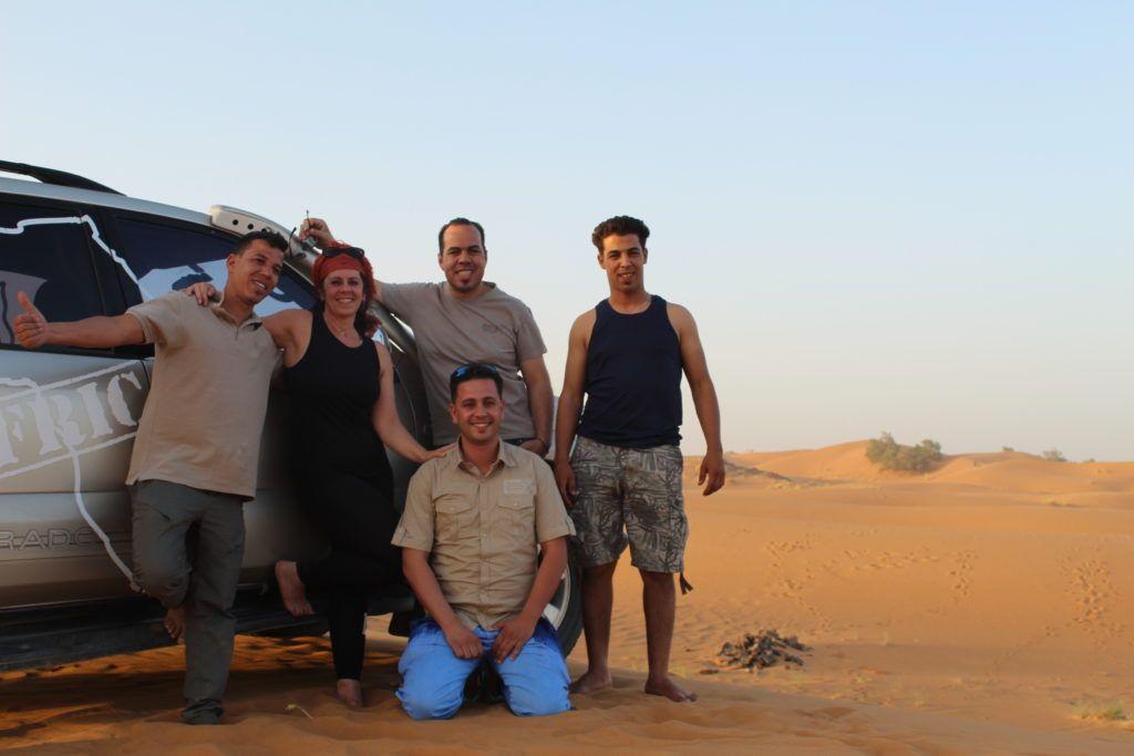 Tour organizzati privati in Marocco
