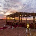 Tende di lusso deserto Marocco