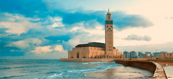 Casablanca Moschea Hassan II