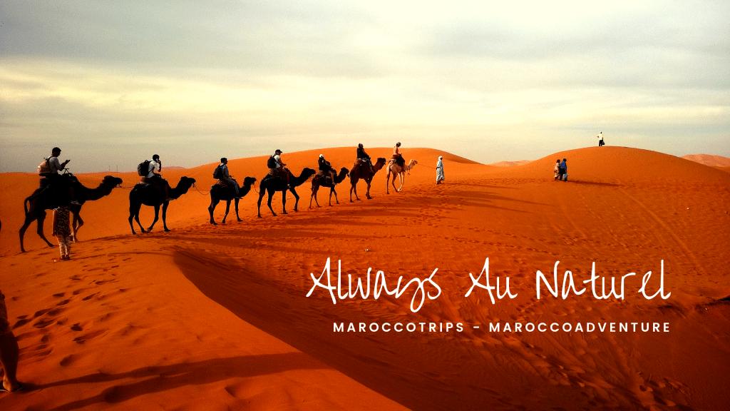 Il vero Marocco