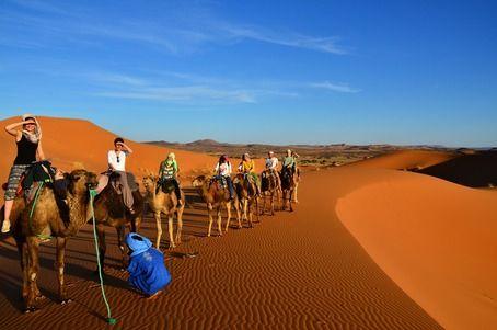 Itinerari in Marocco