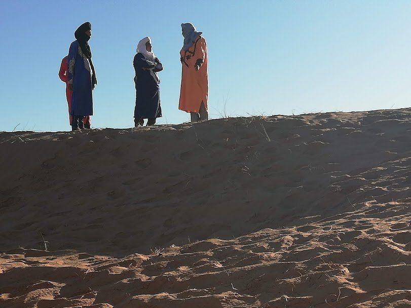 Chi sono i Tuareg