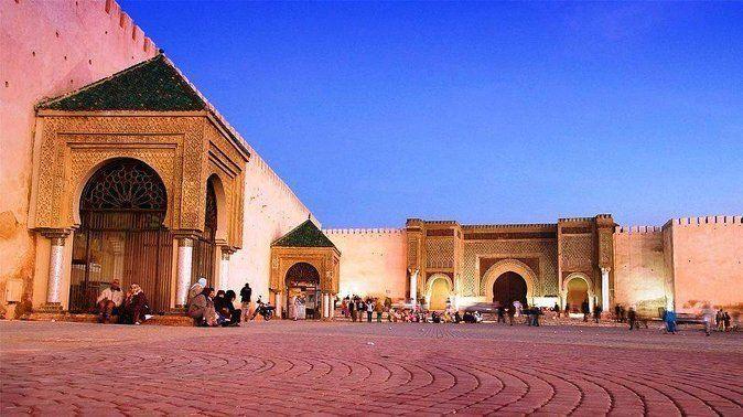 Marocco città imperiali